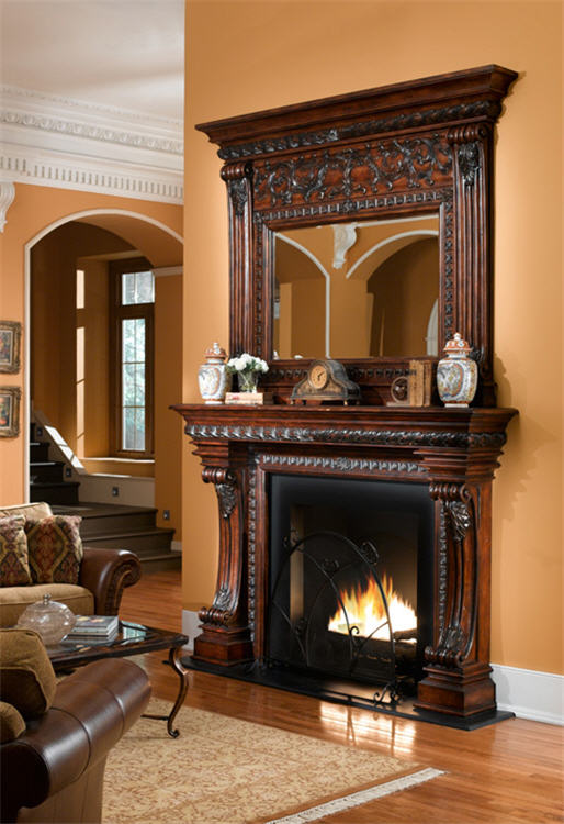Casa Bella Fireplace Surround