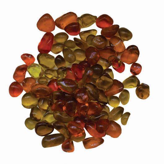 Suntea Small Beads Fireglass