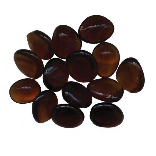 Sable Large Beads Fireglass