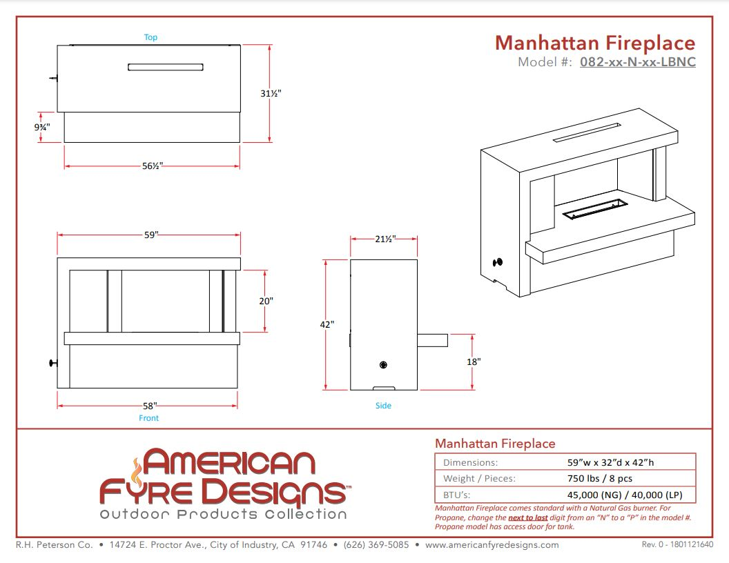 Manhattan Dimensions