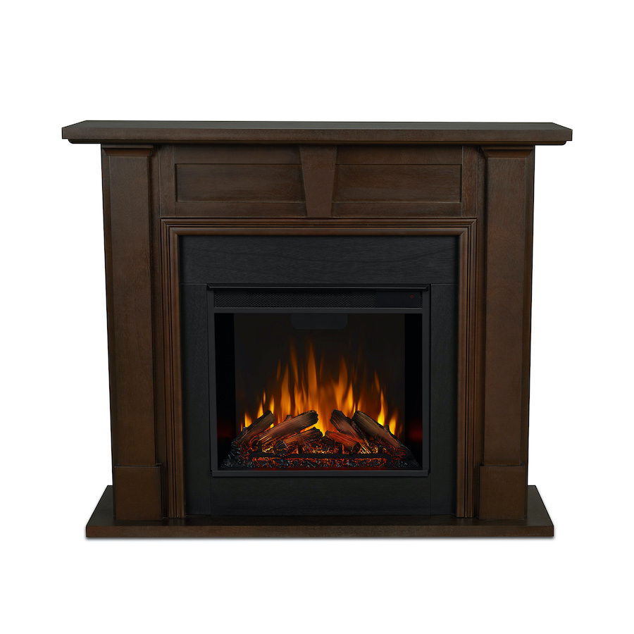 Electric Fireplace Front