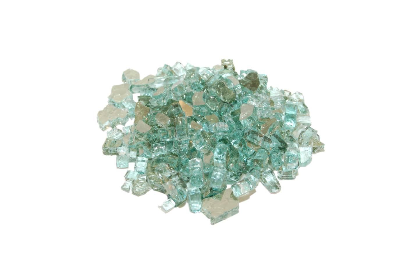 Emerald Reflective Fyre Glass