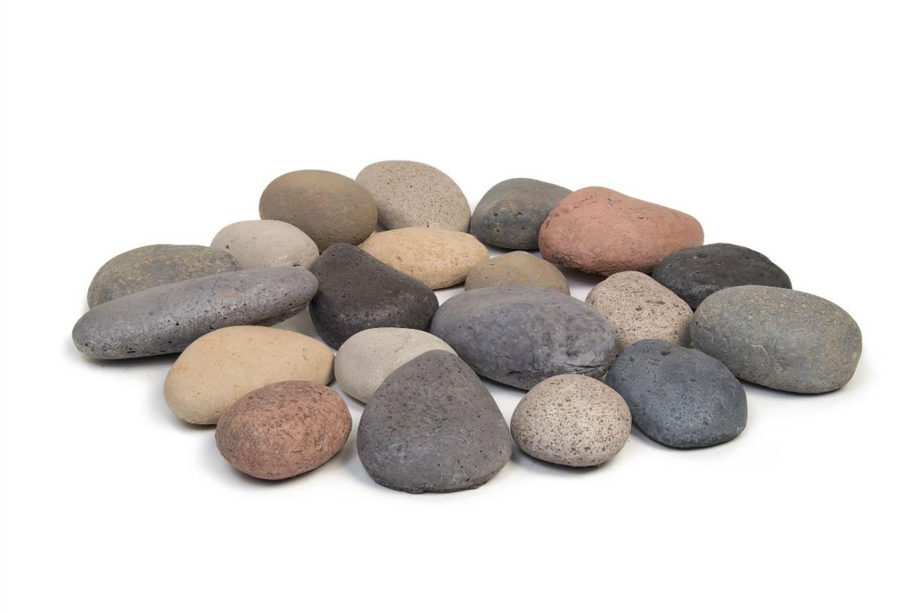 River Rock Fyre Stones