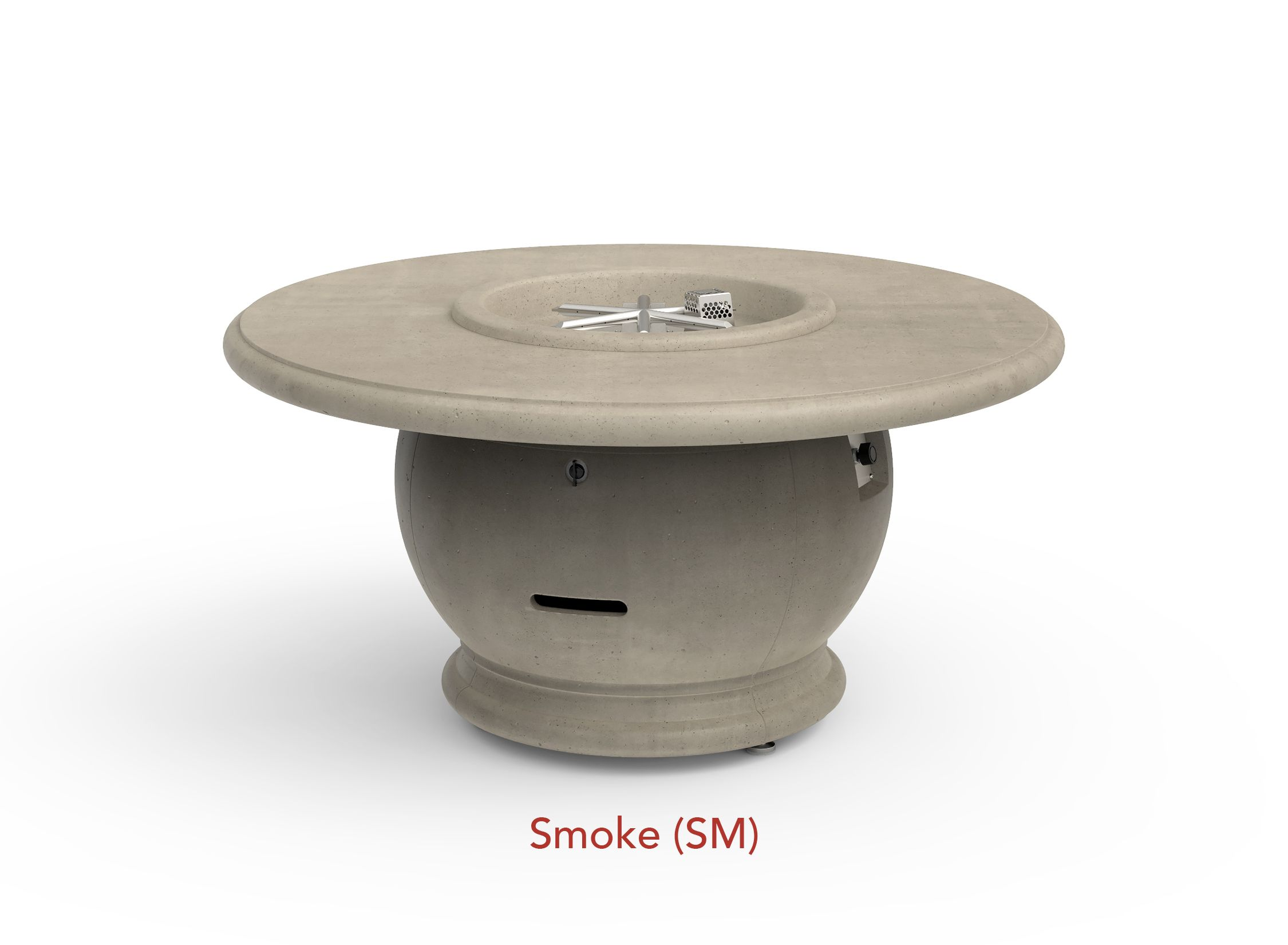 Smoke Finish