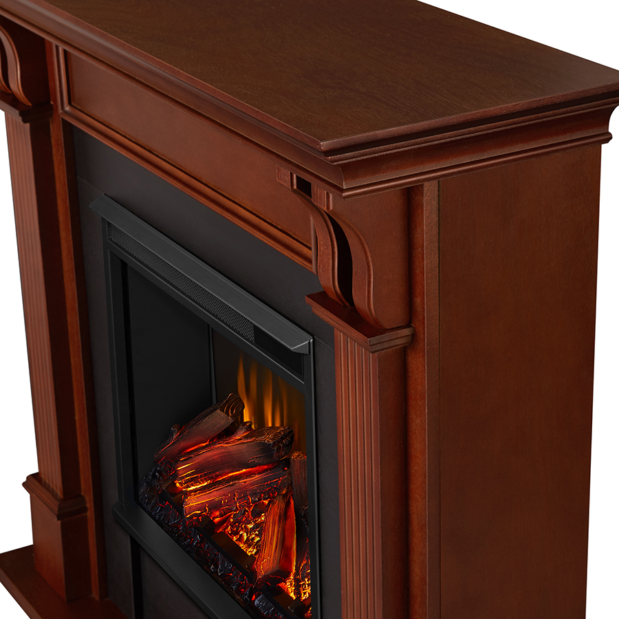Electric Fireplace Frame Details