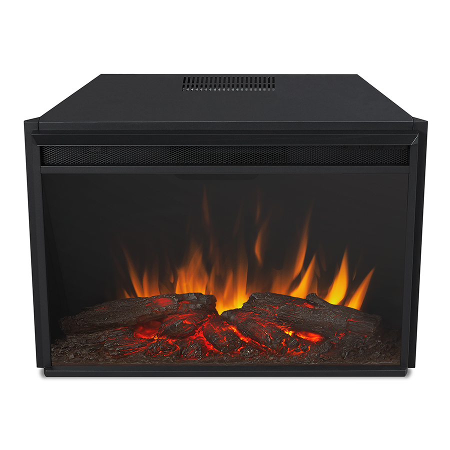 Electric Fireplace Firebox Insert