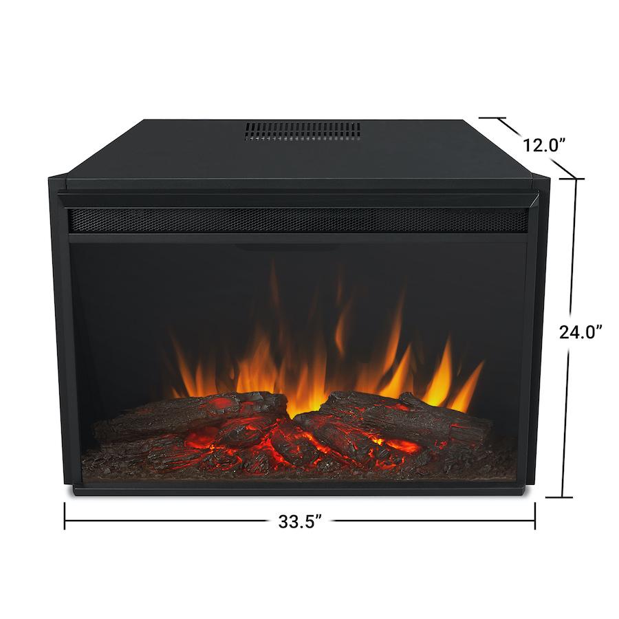 Firebox Dimensions