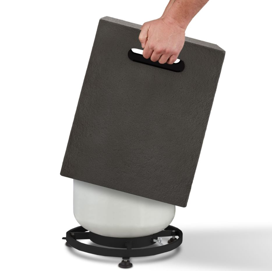 Propane Tank Cover (Sold Separately)