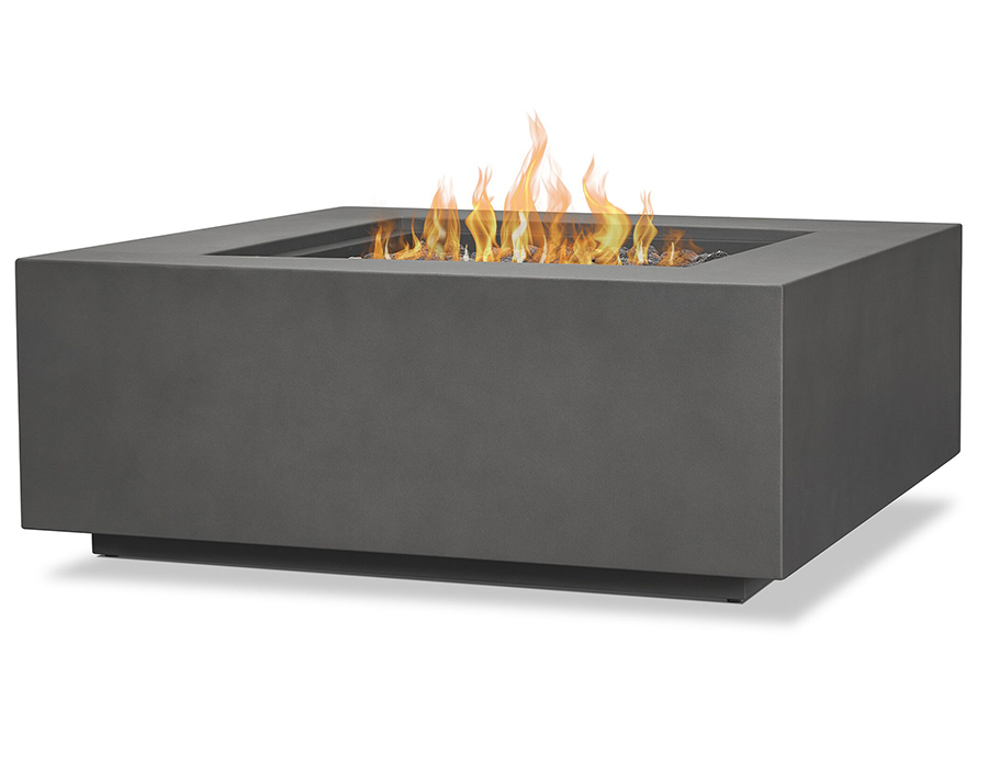 Outdoor Fire Table Angle