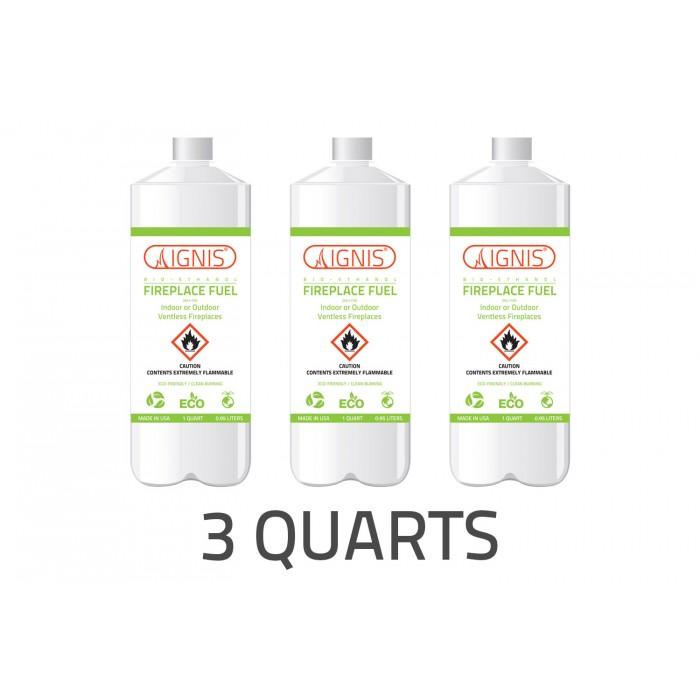 3 Quarts