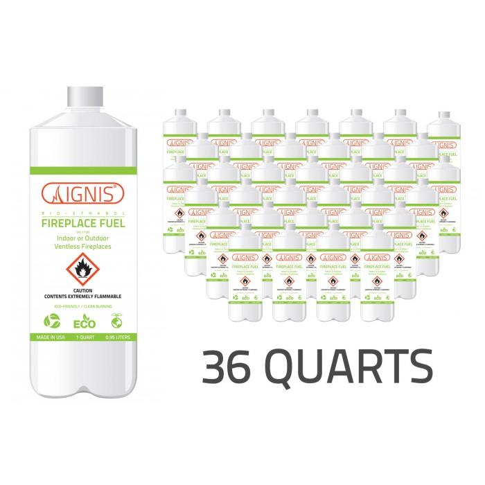 36 Quarts