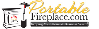 "45"" Heartstone Fireplace Screen - Ambella Fireplaces - Shop By Brands - PortableFireplace.com"